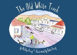 The Old White Truck