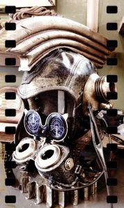 Steampunk Helmet par excellance