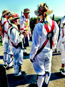 The Bathampton Morris Dancers