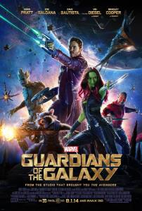 It's a bloomin Marvel!  Enrico reviews Guardians of the Galaxy!