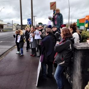TPPANoWay Rally, Featherston, 15th August 2015